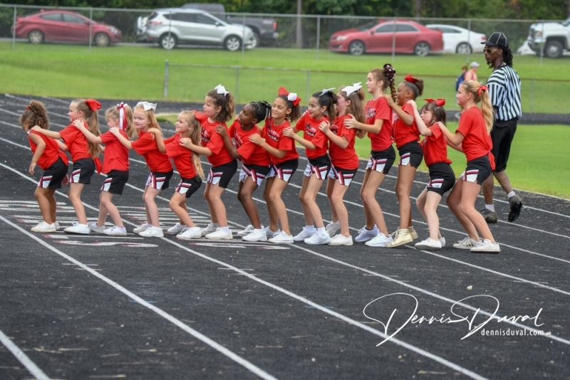 09/29/18 Pickering Cheer Devils